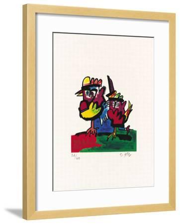 Hahn-Otmar Alt-Framed Limited Edition