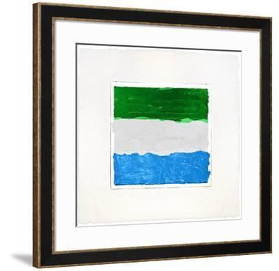 Sierra Leone-Bernd Schwarzer-Framed Limited Edition
