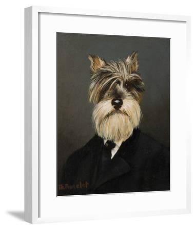 Count Tolstoi-Thierry Poncelet-Framed Premium Giclee Print