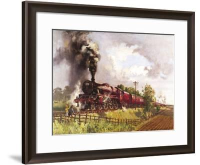 The Lickey Incline-Terence Cuneo-Framed Premium Giclee Print