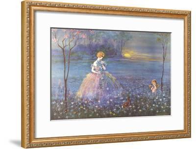 Love Plotters-Marygold-Framed Premium Giclee Print