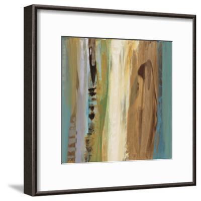 Madera II-Cat Tesla-Framed Art Print