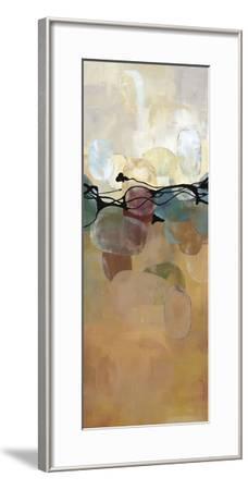 Retro Jewels III-Laurie Maitland-Framed Art Print