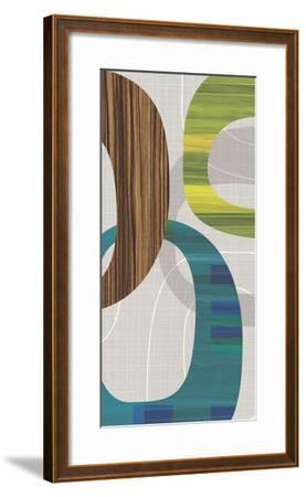 Links II-Tandi Venter-Framed Art Print