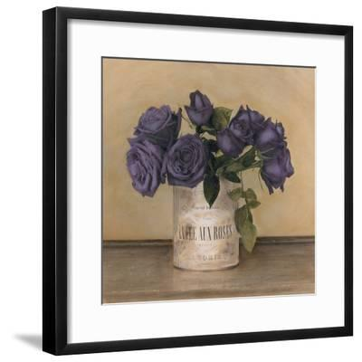 Royal Roses-Cristin Atria-Framed Art Print