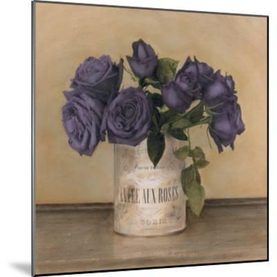 Royal Roses-Cristin Atria-Mounted Art Print