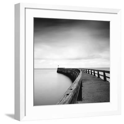 Into the Mist-Nina Papiorek-Framed Art Print