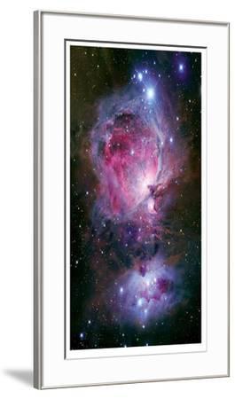 The Great Nebula in Orion-Robert Gendler-Framed Giclee Print
