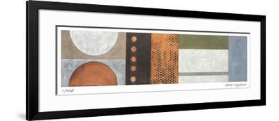 Contemporary Life IV-Leigh Jordan-Framed Giclee Print