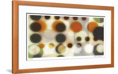 Marbles-James Burghardt-Framed Giclee Print