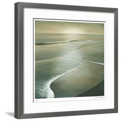Waves I-Deac Mong-Framed Giclee Print
