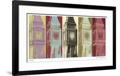 Big Ben-Mj Lew-Framed Giclee Print