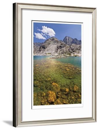 Indian Basin II-Donald Paulson-Framed Giclee Print