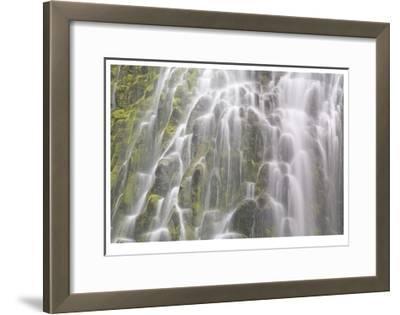 Proxy Falls IV-Donald Paulson-Framed Giclee Print