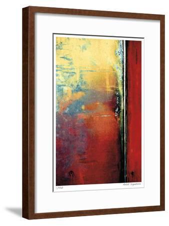 Rhapsody-Luann Ostergaard-Framed Giclee Print