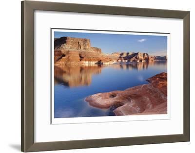 Padre Bay II-Donald Paulson-Framed Giclee Print