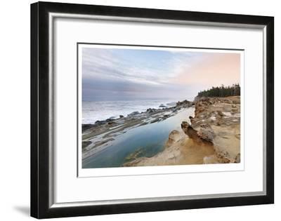 Shore Acres II-Donald Paulson-Framed Giclee Print