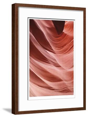 Lower Antelope Canyon V-Donald Paulson-Framed Giclee Print
