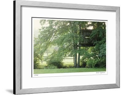 Tree House-Stacy Bass-Framed Giclee Print