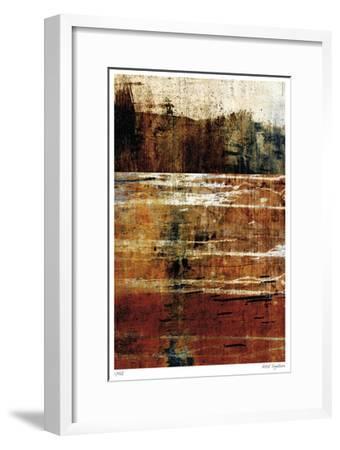 River Crest-Luann Ostergaard-Framed Giclee Print