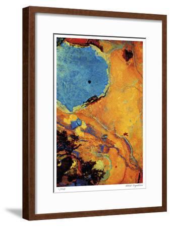 Gold Rush-Luann Ostergaard-Framed Giclee Print