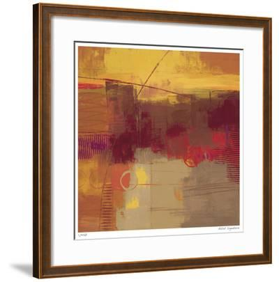Shades of Autumn I-Ursula Brenner-Framed Giclee Print