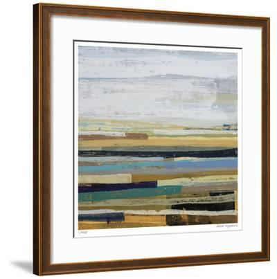 Landform III-David Bailey-Framed Giclee Print