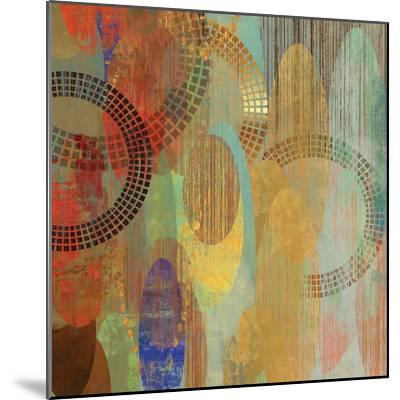 Side by Side I-Tom Reeves-Mounted Art Print