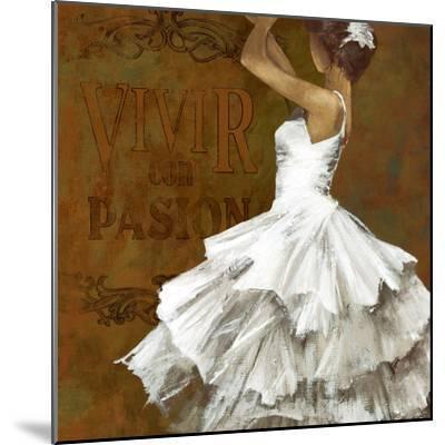 La Dance II-Aimee Wilson-Mounted Art Print