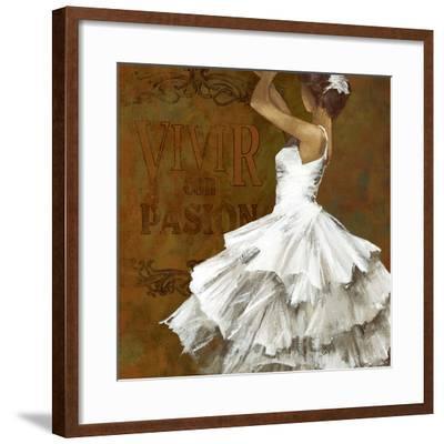 La Dance II-Aimee Wilson-Framed Art Print