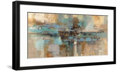 Morning Fjord-Silvia Vassileva-Framed Art Print