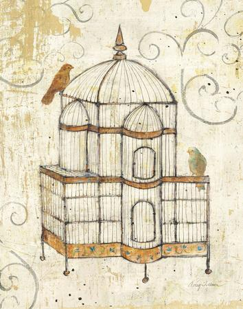 Bird Cage I-Avery Tillmon-Art Print
