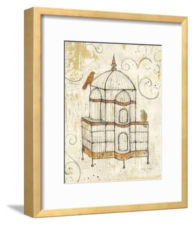 Bird Cage I-Avery Tillmon-Framed Art Print