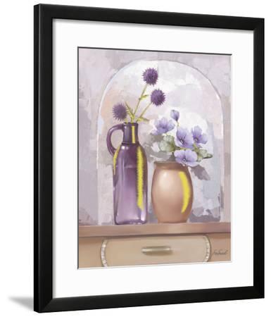 Lilac Kitchen II- Babichev-Framed Art Print