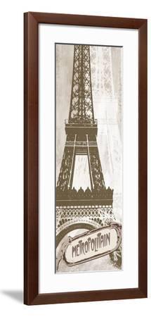 Le Ciel De Paris, II-Lambert-Framed Art Print