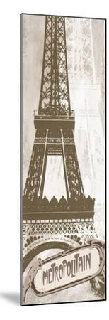 Le Ciel De Paris, II-Lambert-Mounted Art Print