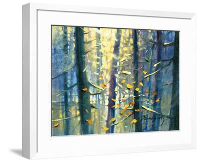 Eveil Lumineux-Roland Palmaerts-Framed Art Print