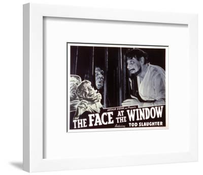 Face At The Window - 1939--Framed Giclee Print