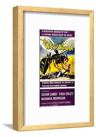 The Wasp Woman - 1959 I--Framed Giclee Print
