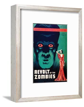 Revolt Of The Zombies - 1936--Framed Giclee Print