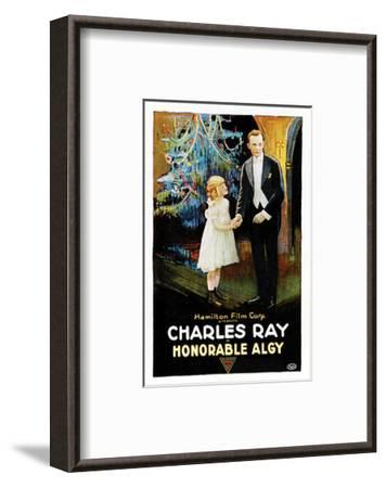 The Honorable Algy - 1916--Framed Giclee Print