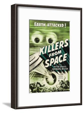 Killers From Space - 1954--Framed Giclee Print