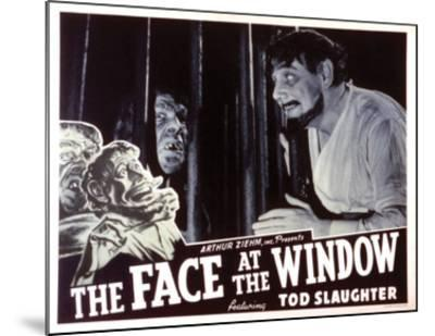 Face At The Window - 1939--Mounted Giclee Print