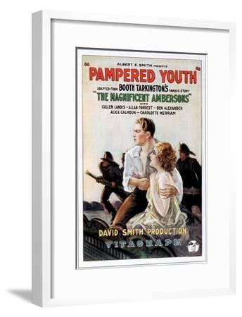 Pampered Youth - 1925--Framed Giclee Print