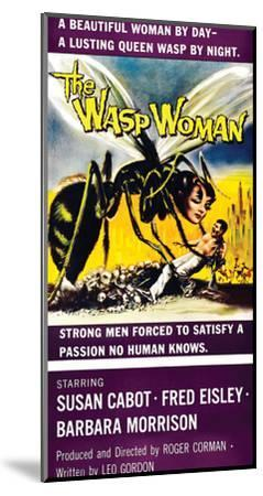 The Wasp Woman - 1959 I--Mounted Giclee Print