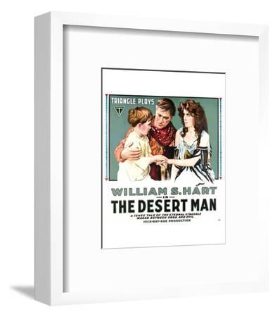 The Desert Man - 1917--Framed Giclee Print