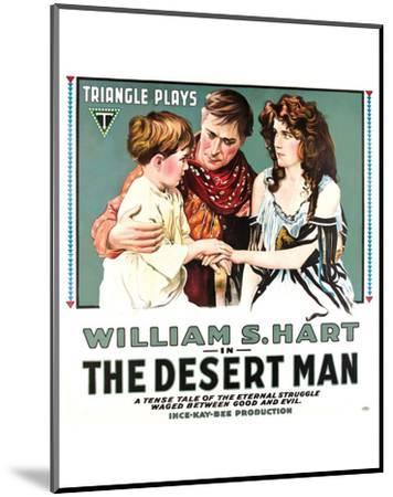The Desert Man - 1917--Mounted Giclee Print