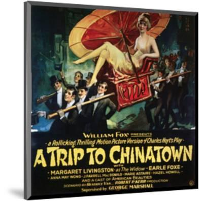 A Trip To Chinatown - 1926--Mounted Giclee Print