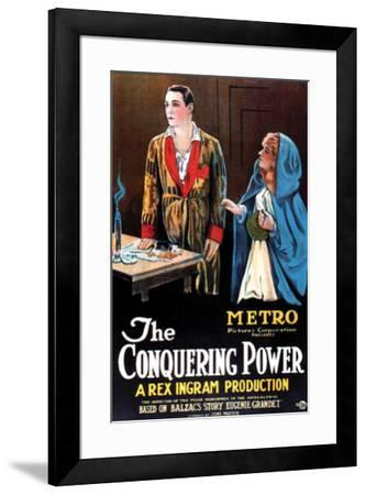 The Conquering Power - 1921--Framed Giclee Print