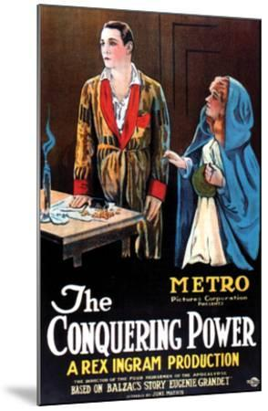 The Conquering Power - 1921--Mounted Giclee Print